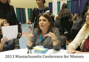 2013 Massachusetts Conference for Women