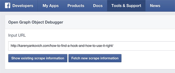 how to find a specific post on facebook