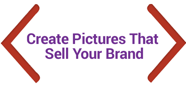 create pictures that sell your brand