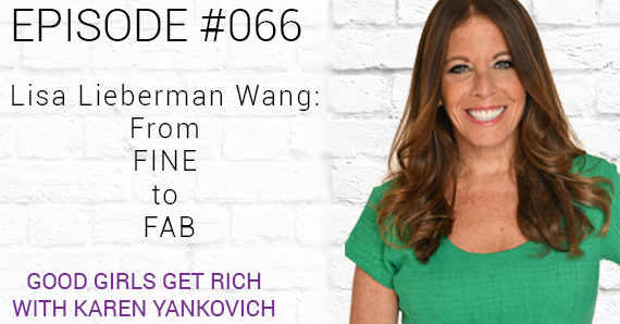 066 – Lisa Lieberman-Wang FINE to FAB