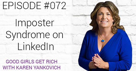 072 – Imposter Syndrome on LinkedIn