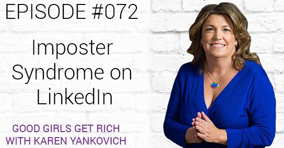 072 – Imposter Syndrome on LinkedIn