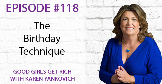 118 – The Birthday Technique