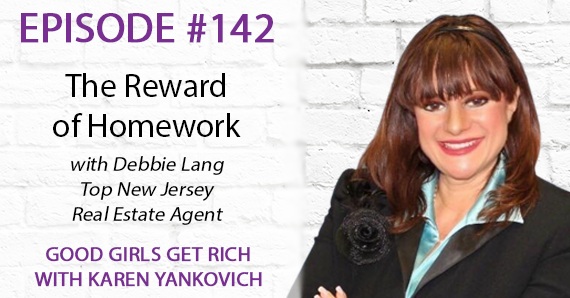 142 – The Reward of Homework with Debbie Lang